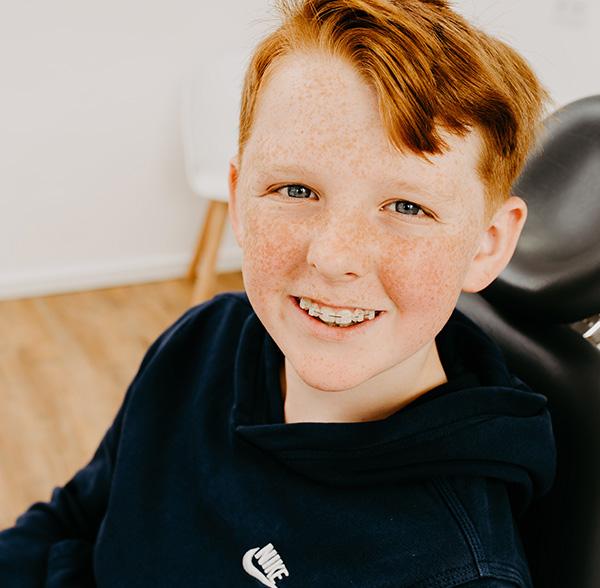 Gerade Zähne für Kinder bei Kieferorthopäde Euskirchen