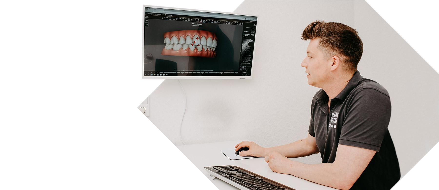 Zahnspange Kinder und Jugendliche aus Euskirchen für gerade Zähne